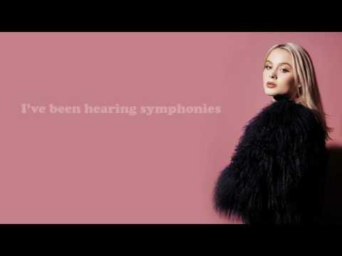 Clean Bandit-symphony feat. zara larsson (lyric)