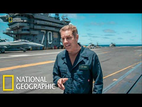 Авианосец - Внутри невероятных машин  | (National Geographic)