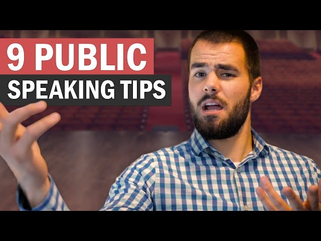 Become a Better Speaker: 9 Essential Public Speaking Tips - College Info Geek