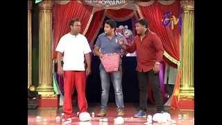 Jabardasth - జబర్దస్త్ - Allari Harish Performance on 8th January 2015