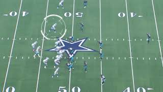 Quick Film Session on Dak Prescott to Michael Gallup Week 6 ᴴᴰ