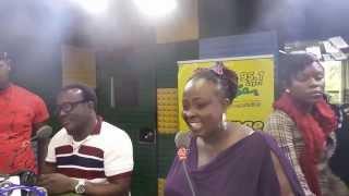 Saheed Oshupa wit Lolo1 of Wazobia