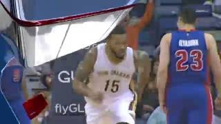 New Orleans Pelicans Top 10 Plays of the 2015-2016 Season