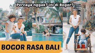 Gambar cover DAILY VLOG: STAYCATION DI BOGOR LOH INI BUKAN BALI WOW! | RIRIEPRAMS