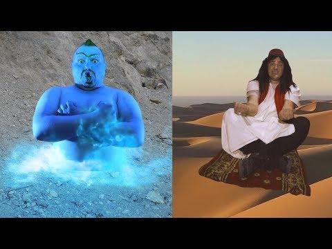 Aladin i debeli Džin