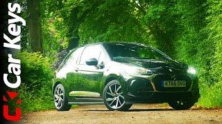 DS 3 4K 2016 review - Car Keys