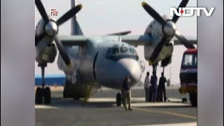 Wreckage Of Missing Air Force Plane AN-32 Found In Arunachal Pradesh