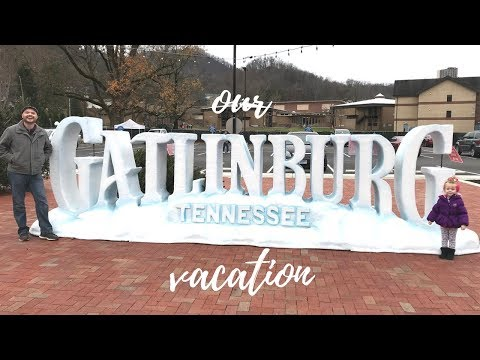 Christmastime in Gatlinburg and Pigeon Forge - Our Family Vacation