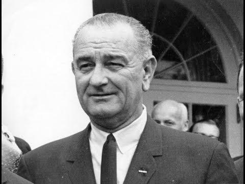 Lyndon B. Johnson Loved His Penis