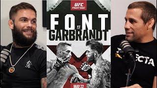 "UFC VEGAS 27 | GARBRANDT VS. FONT | #208 The CaliCast Podcast: Cody ""No Love"" Garbrandt"