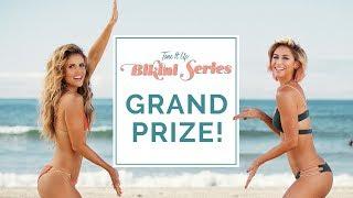 BIKINI SERIES GRAND PRIZE!! Win a trip to paradise!