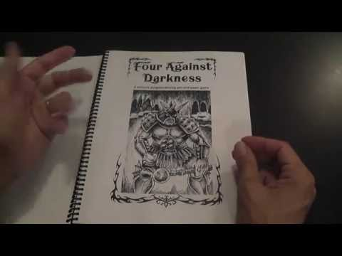 Four Against Darkness | Board Game | BoardGameGeek