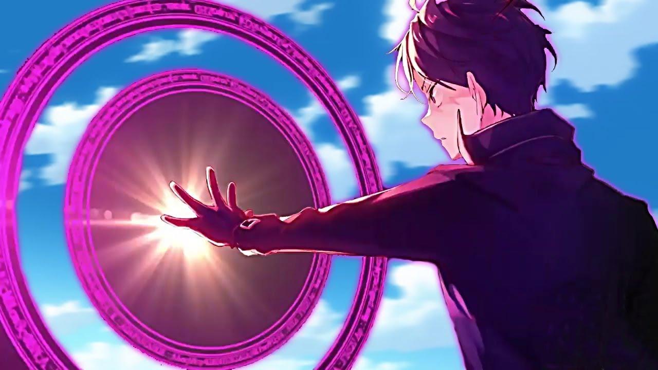 """""""Tôi Trở Nên Vô Đối Lúc Nào Chẳng Hay"""" 😈😈 Chou-Yuu-Sekai   Tập Làm Anime   Tóm Tắt Anime Hay"""