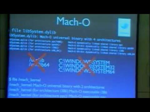 Inside the Mac OS X Kernel [24c3]