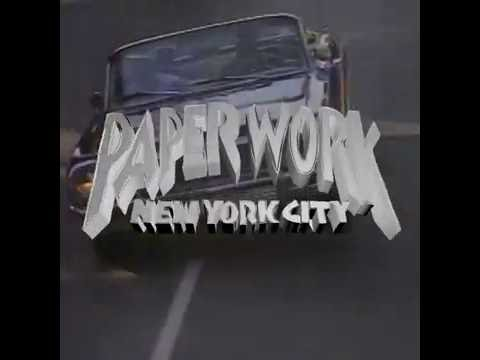 PAPER WORK NYC X UMBRELLA BOYS