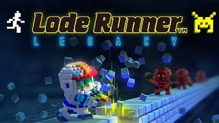 Let's Play Lode Runner Legacy (Nintendo Switch)