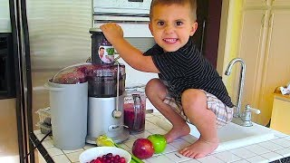 5 Day juice fast for KIDS!