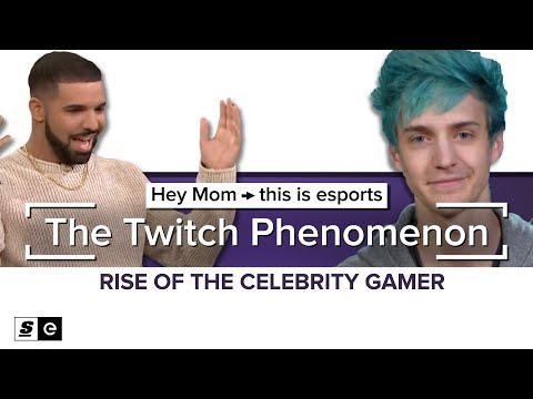 The Twitch Phenomenon: The Rise of the Celebrity Gamer