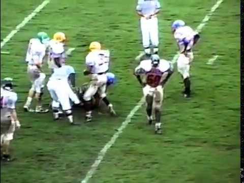 Louisiana Football All-Star Game 1992