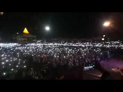 Masyaallah Palembang Bersholawat Bersama Uas