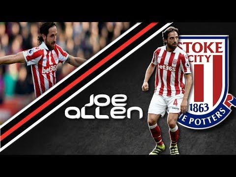 Joe Allen - The Welsh Pirlo | Goals & Skills | Compilation | HD