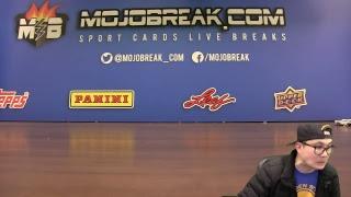 4/8 - Saturday Sports Card Breaks LIVE! @ MOJOBREAK.COM