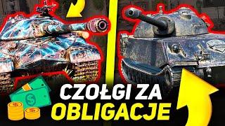 Baixar NOWE CZOŁGI ZA OBLIGACJE - World of Tanks