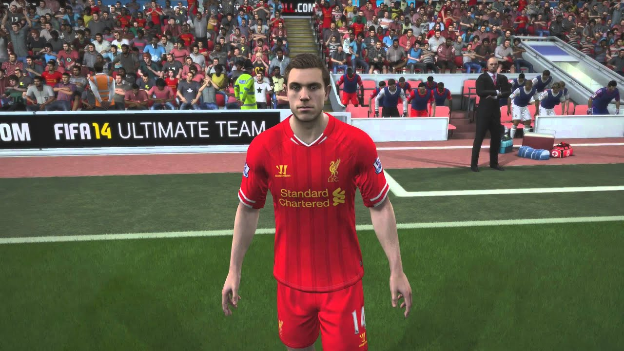 Ps4 fifa 14 liverpool fc player faces 1080p hd youtube ps4 fifa 14 liverpool fc player faces 1080p hd youtube voltagebd Images