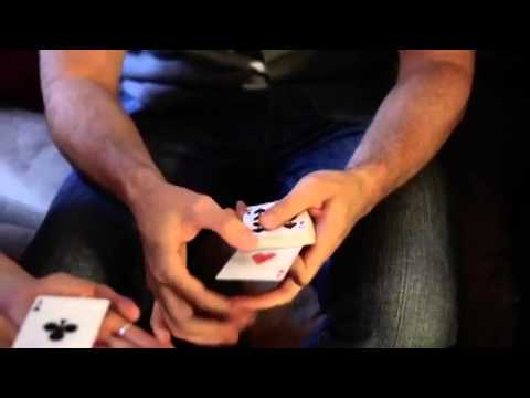 Prism Deck by Joshua Jay and Card-Shark Magic Trick