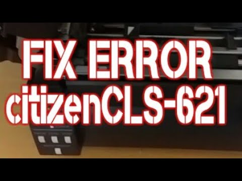 FIX ERROR citizen cl s-621