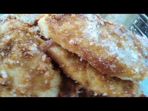 Bakina kuhinja - tašci sa pekmezom (pastry with potatoes and jam)
