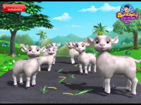 Chinna Chinna Motor   Tamil Car Rhyme for Children