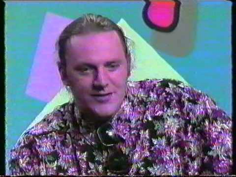 David Dixon (Indecent Obsession) on Hey, Hey It's Saturday