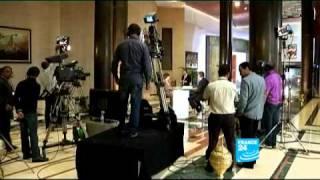 القطاع الاعلامي في المغرب - فرانس24