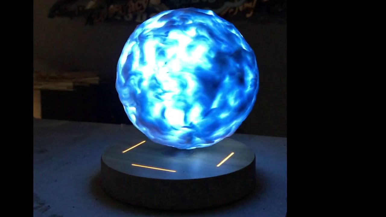 Lamp Levitating Planets YouTube Lamp Planets Planets YouTube Lamp Levitating Levitating yfv7Yb6g