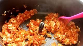 Быстрый рецепт в мультиварке макароны в подливе.