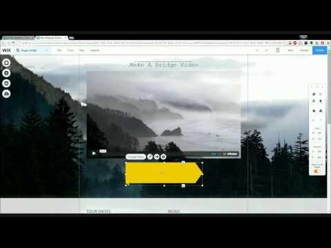 Creating a Bridge Video and Bridge Page