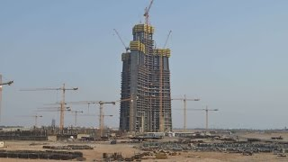 Kingdom / Jeddah Tower - World's Tallest Building! 1 km+ Tower - September 2016 Update