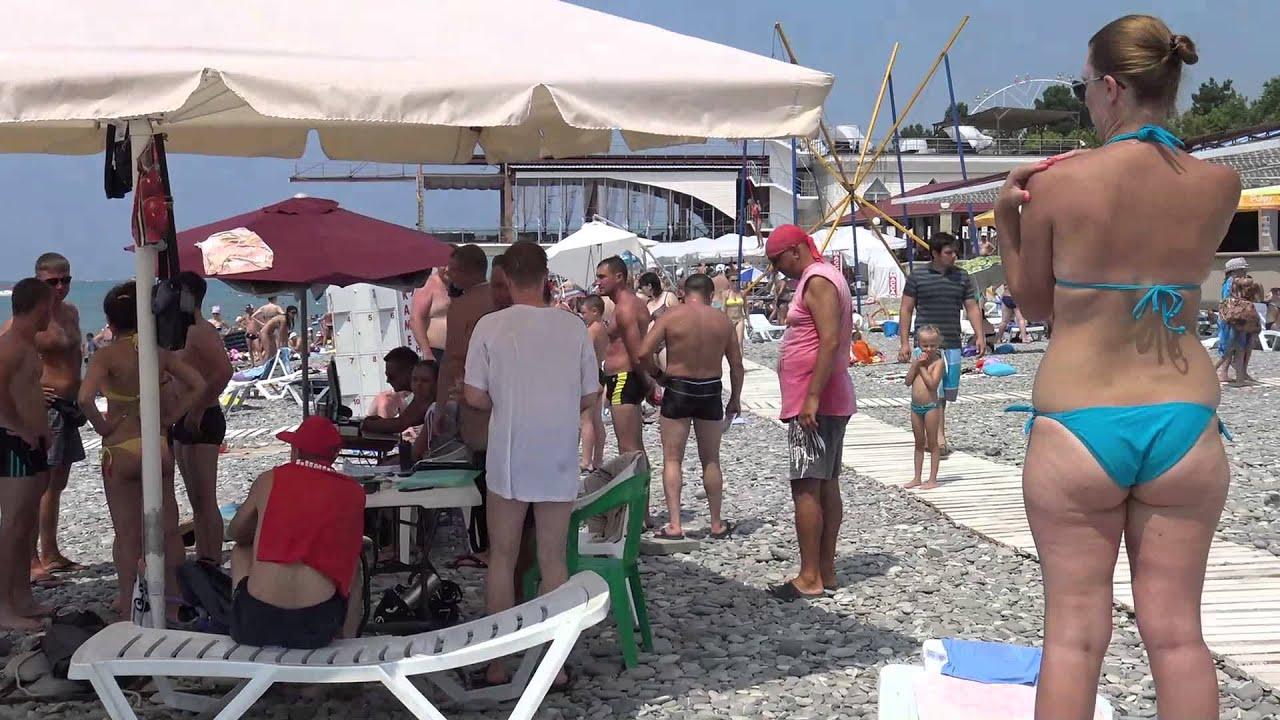 пляж барселона в лазаревском фото способ