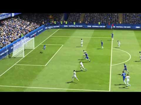 Celsea Eden Hazard Goal
