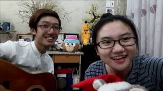 Hallelujah (Leonard Cohen) - [Guitar Cover] by Thi Hoang & Huy Ma
