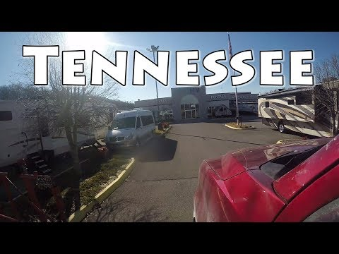 RV Transport To Tennessee