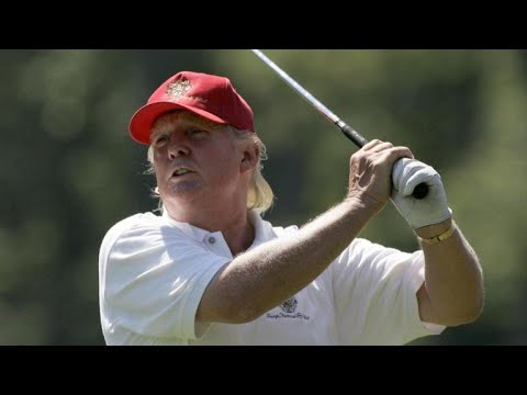 Trump's vacation looks a lot like those of modern presidents