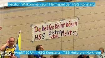 🔴 Livestream HSG Konstanz: Heimspiel 3. Bundesliga vs. TSB Heilbronn-Horkheim FULL-HD live 🔴