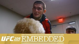 UFC 209 Embedded: Vlog Series - Episode 4