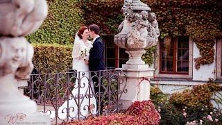 Свадьба в Вртбовском саду Праги.
