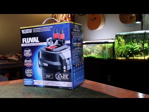 Fluval 107 Canister Filter : Preview