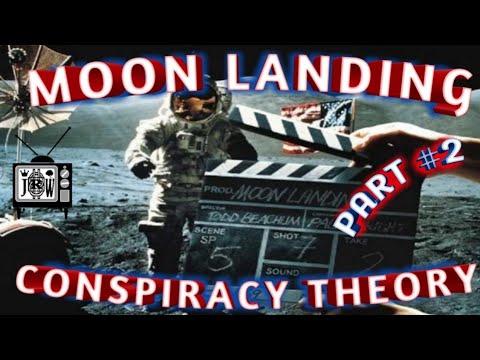 Moon Landing Conspiracy Theory Part 2 - Moon Landing Hoax