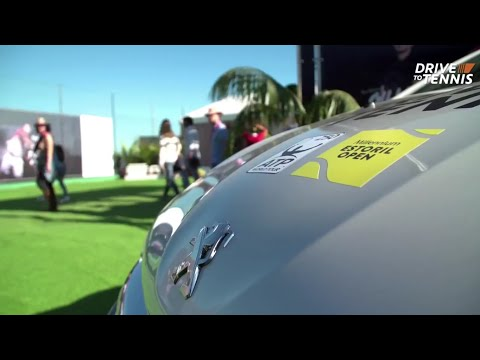 DRIVE TO TENNIS - Welcome To Estoril Open