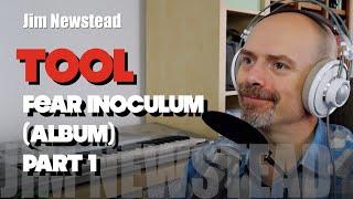 Listening to TOOL - Fear Inoculum (album) Part 1